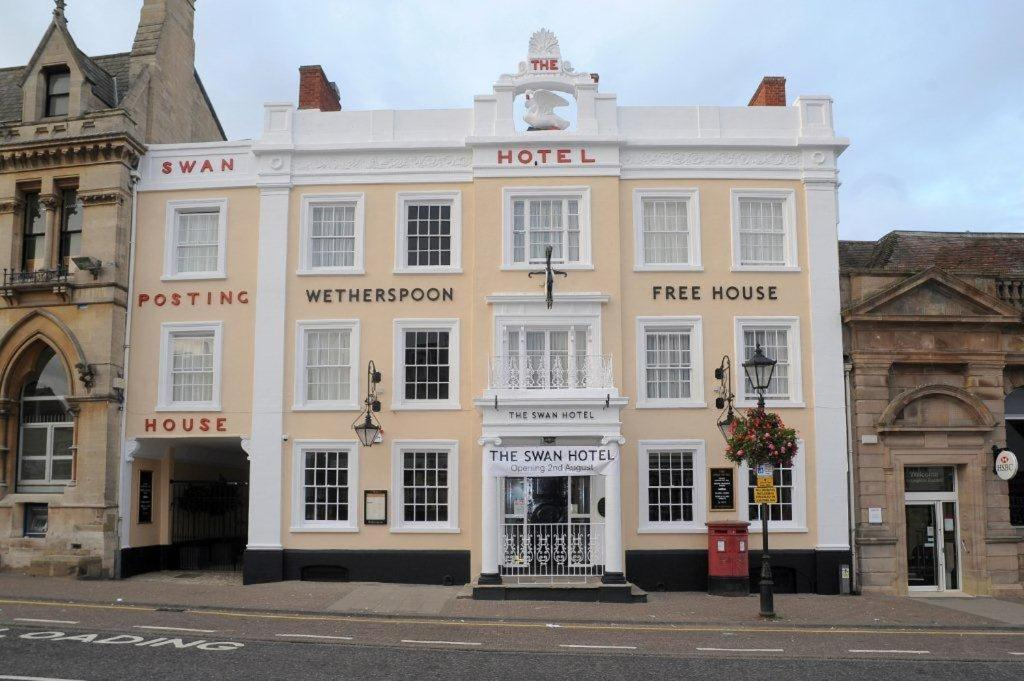 The Swan Hotel - a JD Wetherspoon Hotel - Laterooms