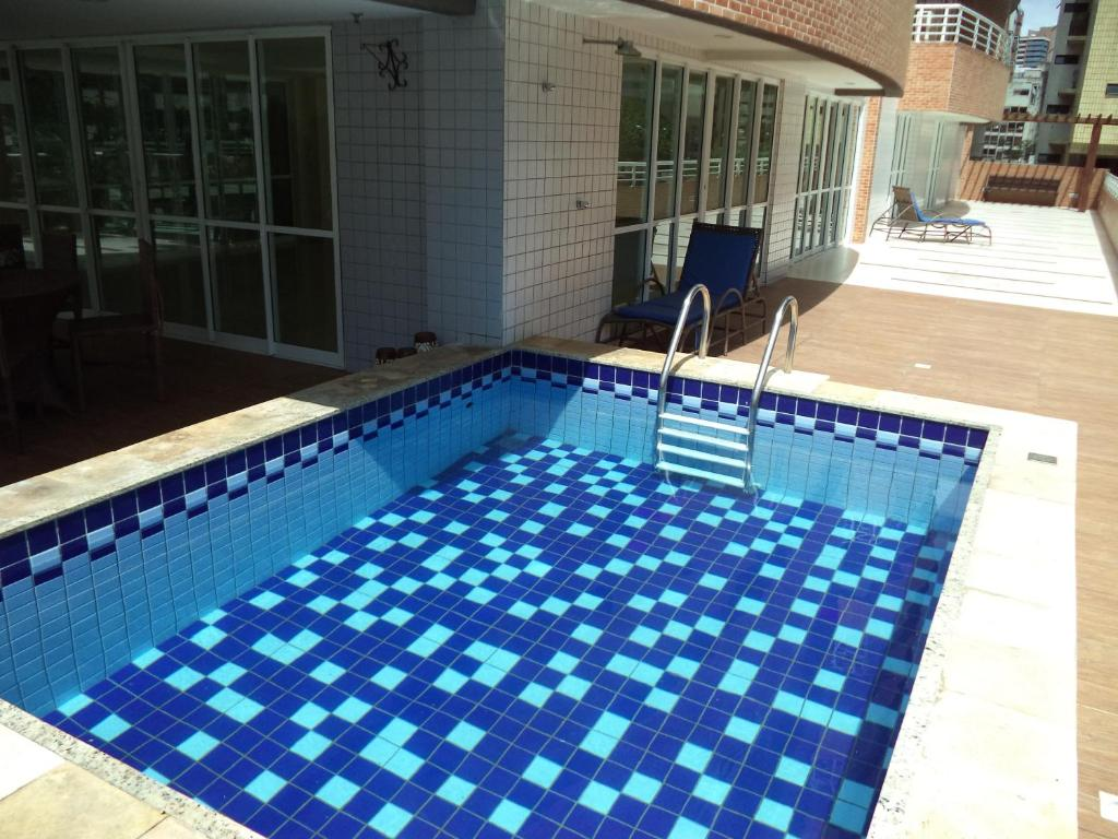 The swimming pool at or near Brisa do Mar Apartments