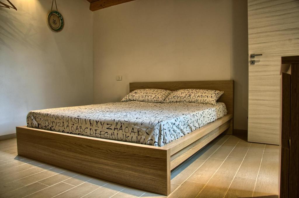 Letto o letti in una camera di Casa Vacanze Andolina Suite