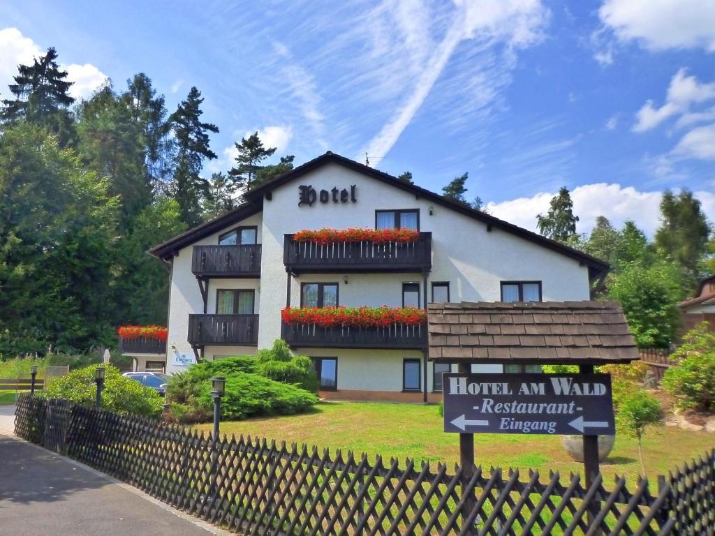 Hotel Am Wald Marktredwitz, Germany