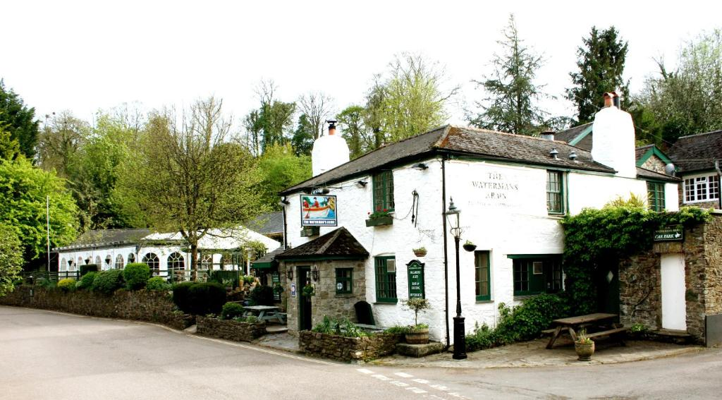 The Watermans Arms - Laterooms