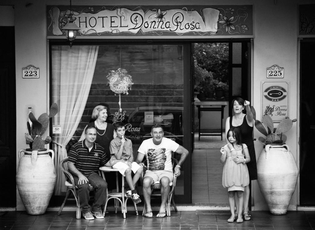 Hotel Donna Rosa SantAlessio Siculo, Italy