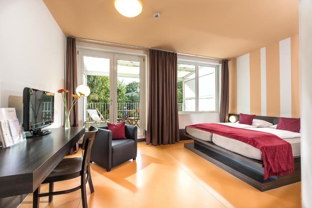 Hotel Grenzfall Berlin, Germany