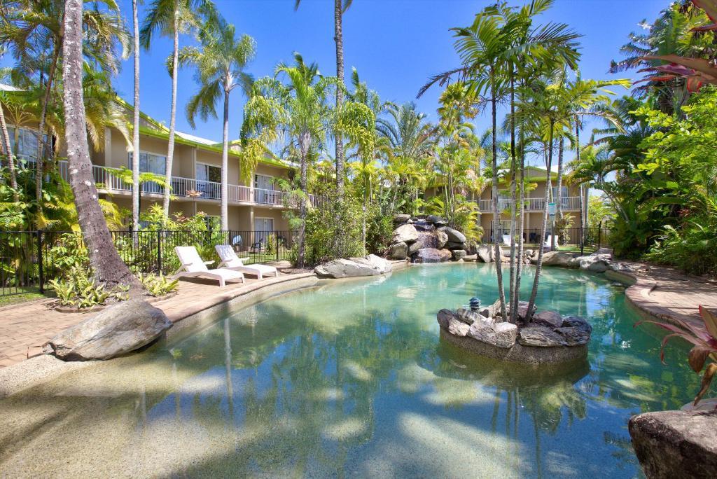 Cairns Rainbow Resort - Laterooms