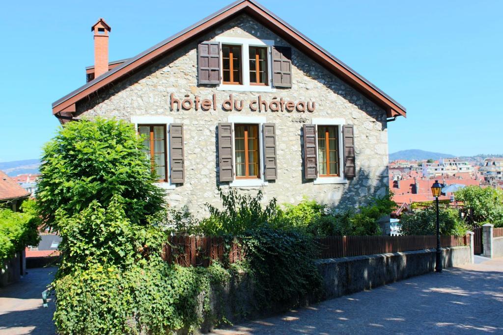 Hotel du Chateau Annecy, France