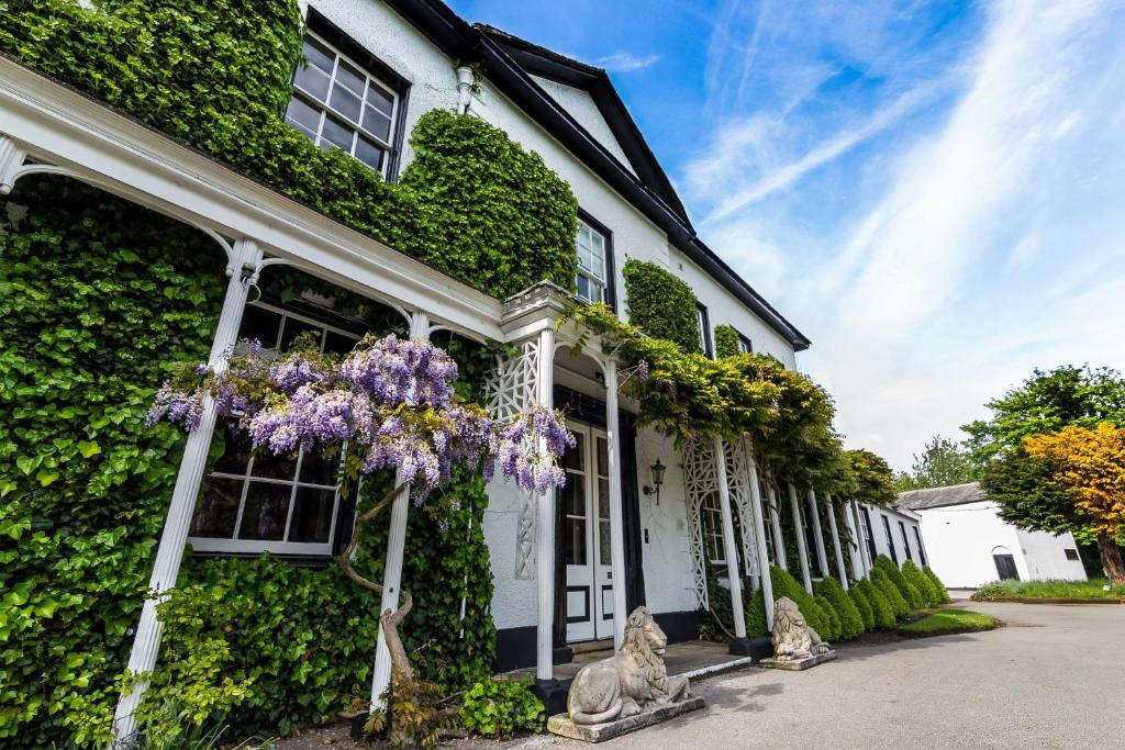 Statham Lodge Country House Hotel - Laterooms