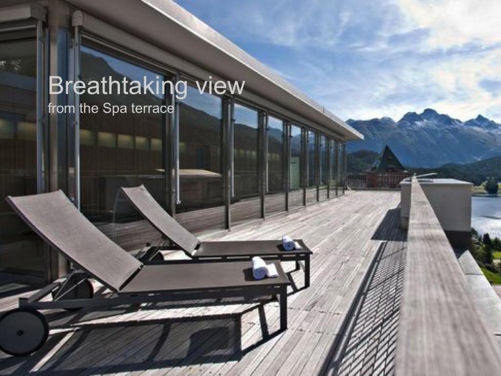 Schweizerhof Swiss Quality Hotel St. Moritz, Switzerland