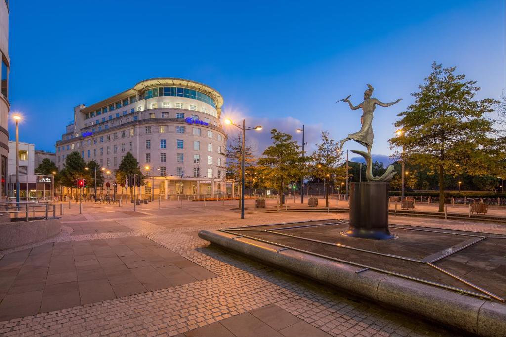 Hilton Cardiff - Laterooms