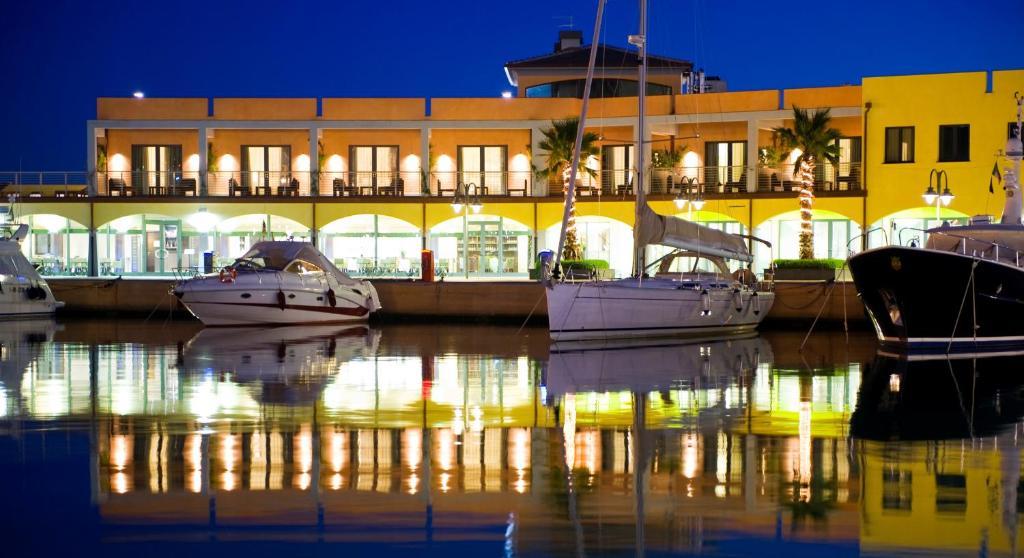 Marina Place Resort Genoa, Italy