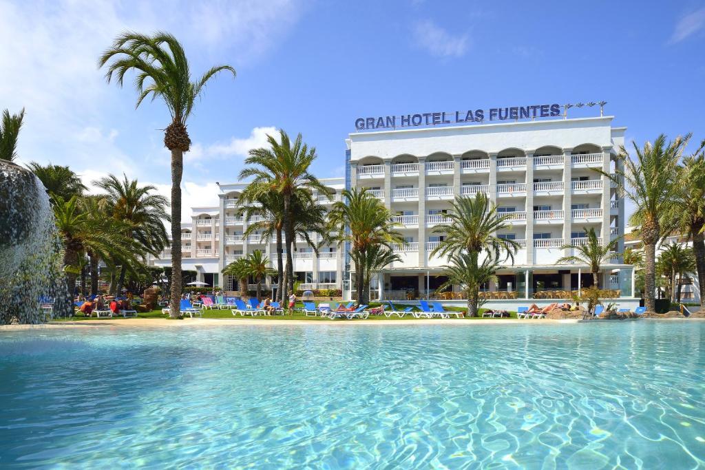 Gran Hotel Las Fuentes de Fantasía Hoteles