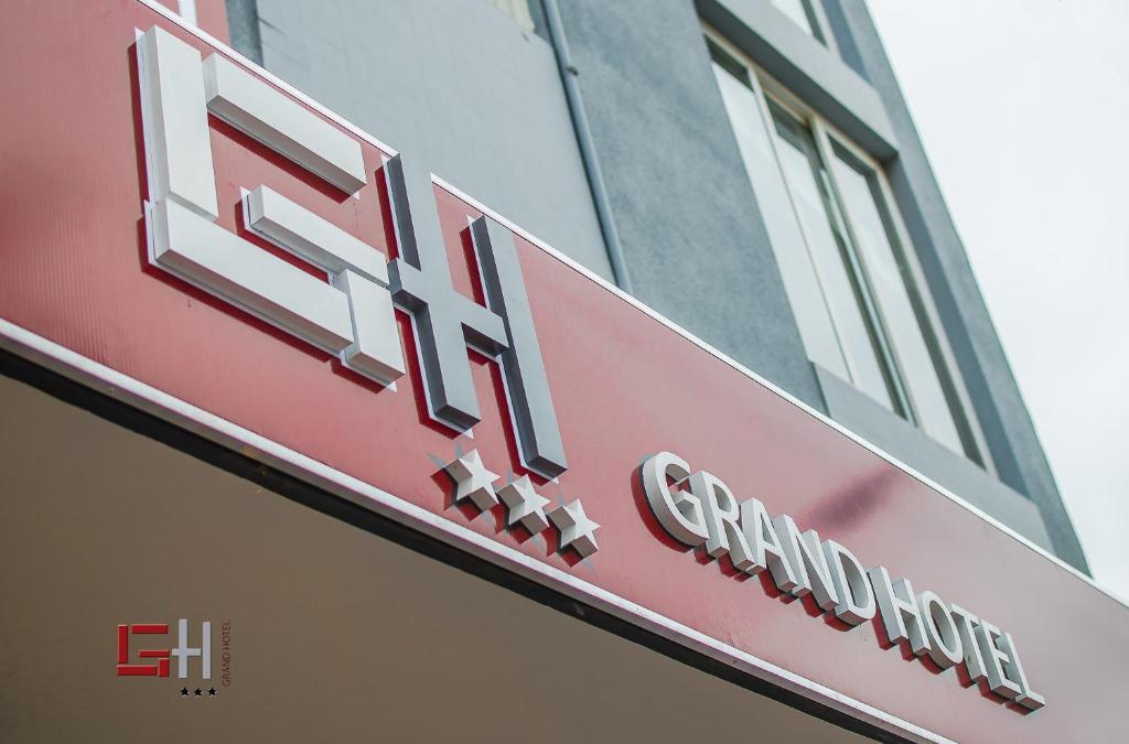 Logo o insegna dell'hotel