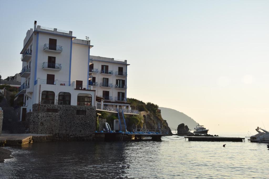 Hotel Rocce Azzurre Lipari, Italy