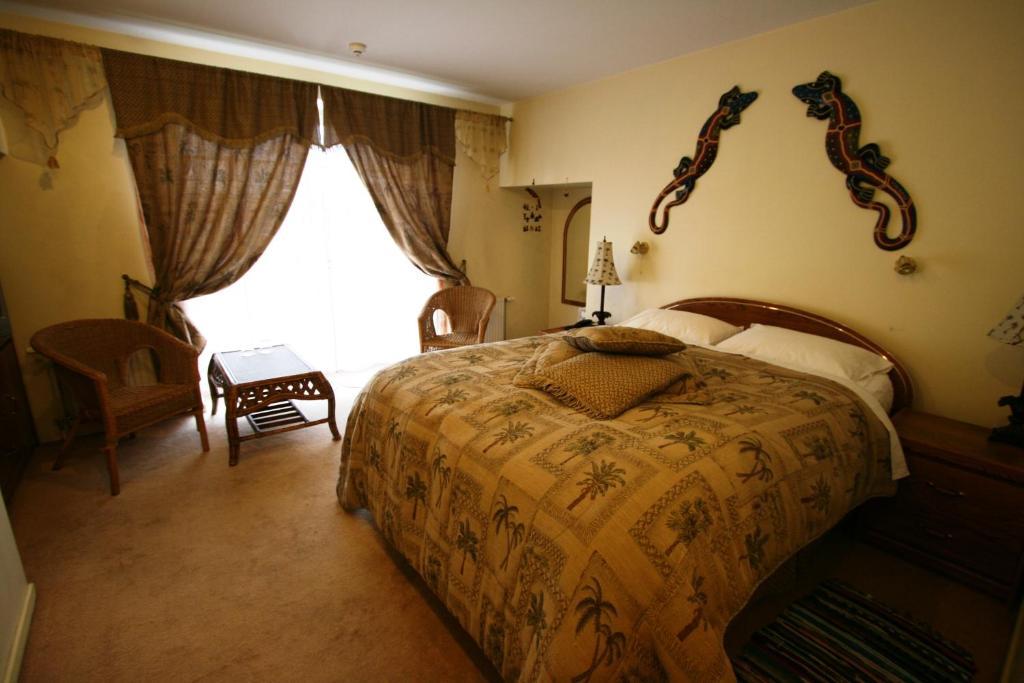 Posteľ alebo postele v izbe v ubytovaní Villa Alberta