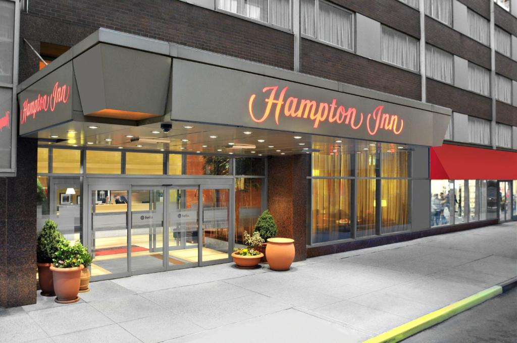 Hampton Inn Manhattan-Times Square North - Laterooms