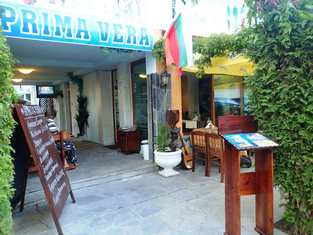 Prima Vera Hotel Primorsko, Bulgaria