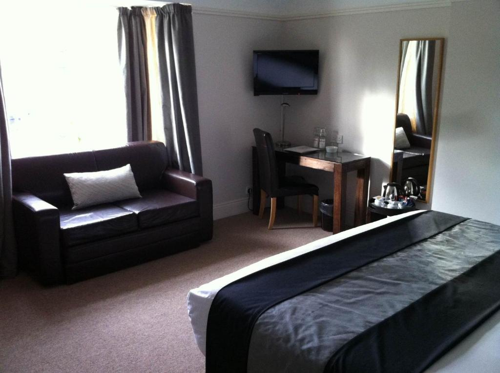 Remont Oxford Hotel - Laterooms