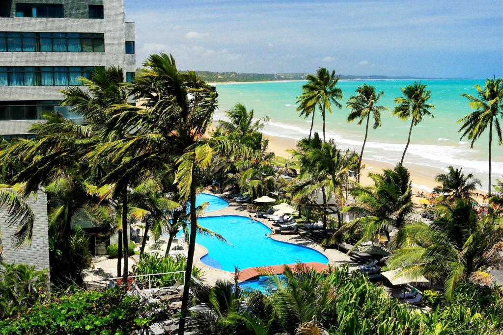 A view of the pool at Ritz Lagoa da Anta Hotel & SPA or nearby