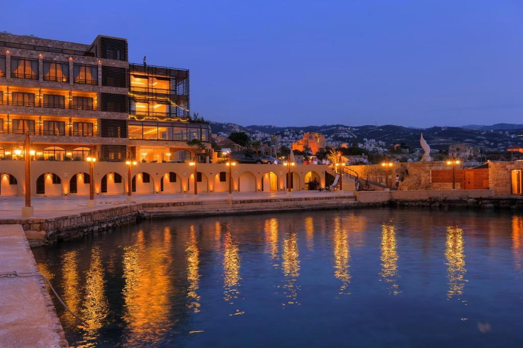 The swimming pool at or near Byblos Sur Mer