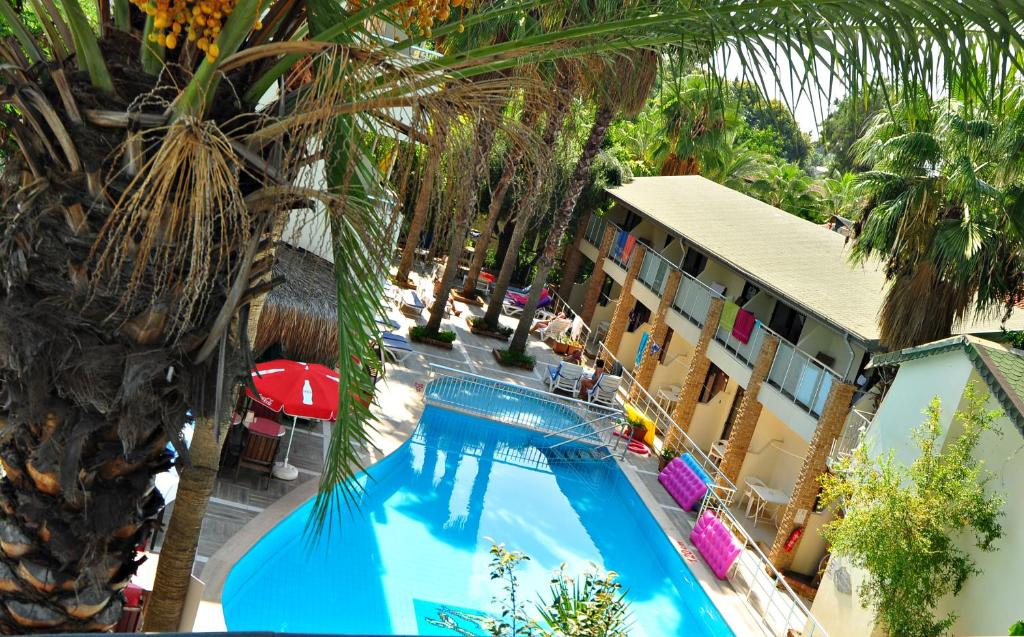 A view of the pool at Tropic Hotel or nearby