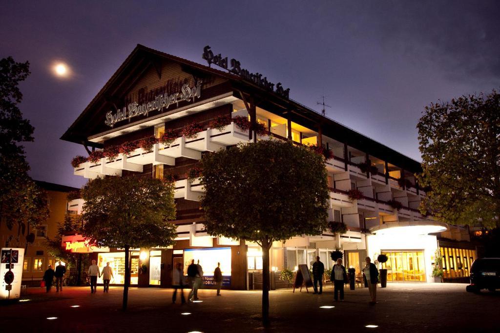 Hotel Bayerischer Hof Bad Fussing, Germany