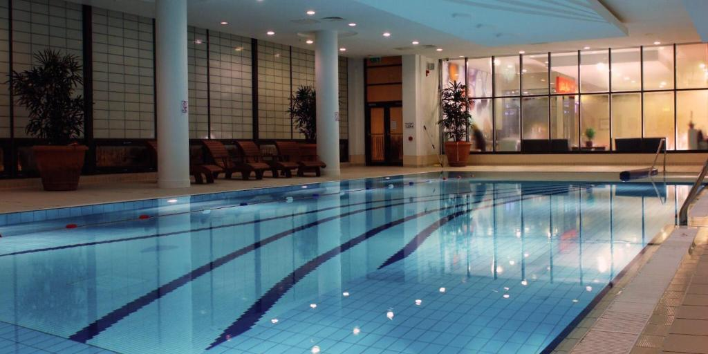 The swimming pool at or near Clayton Whites Hotel