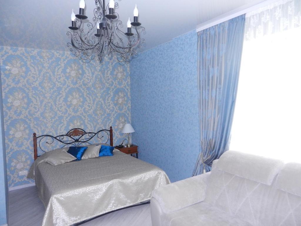 Гостиная зона в Apartment na Revolutsii