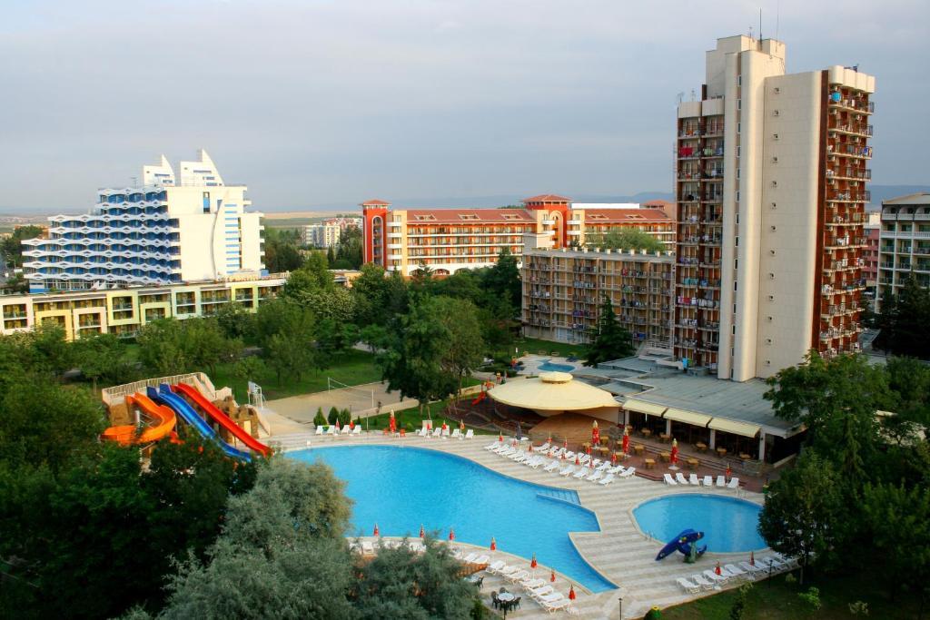 Hotel Iskar Sunny Beach, Bulgaria