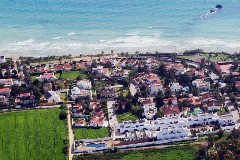 A bird's-eye view of Apartamentos Piedramar