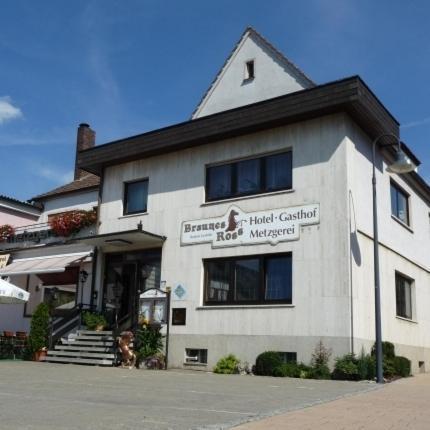 Braunes Ross Weidhausen bei Coburg, Germany