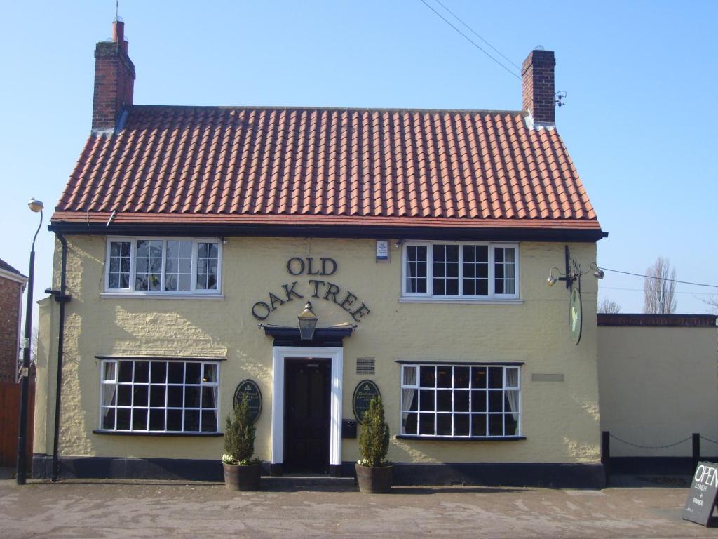 Old Oak Tree - Laterooms