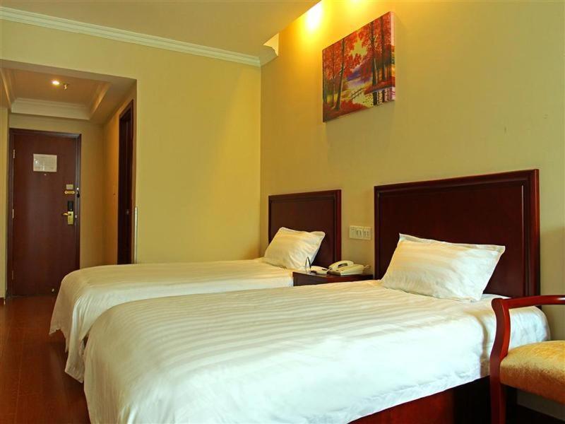 GreenTree Inn Zhejiang Lishui Suichang Longgu Road Express Hotel