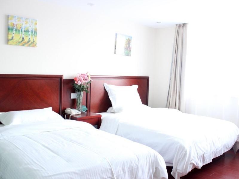GreenTree Inn Jiangsu Yangzhou Gaoyou Tonghu Road Beihai Express Hotel