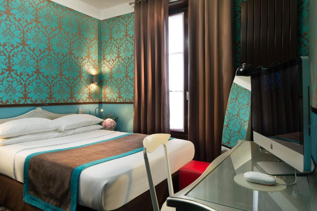 Hotel Design Sorbonne Paris, France