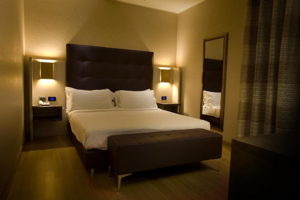 Comfort Hotel Roma Airport Fiumicino - Laterooms