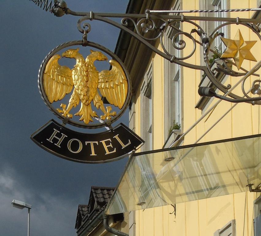 Hotel Goldener Adler Hallstadt, Germany