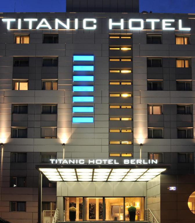 TITANIC Comfort Berlin Mitte - Laterooms