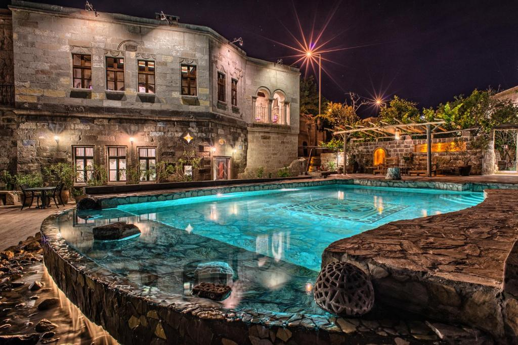 The swimming pool at or near Museum Hotel