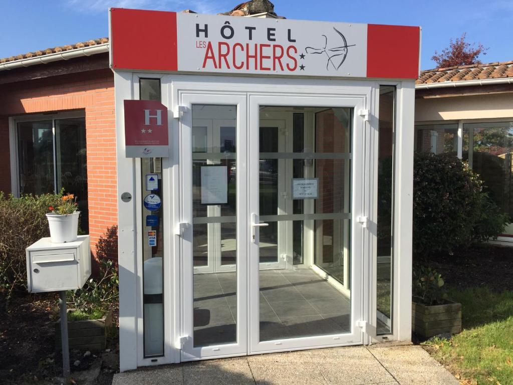 Hotel Les Archers Chambretaud, France