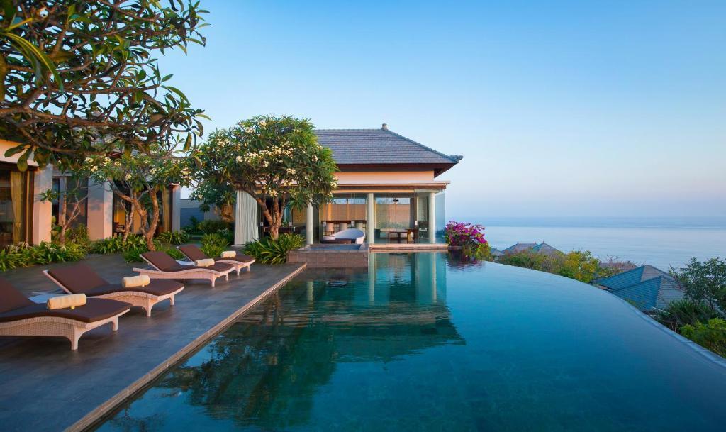 The swimming pool at or near Jumana Bali Ungasan Resort