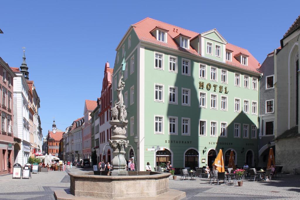 Hotel Schwibbogen Gorlitz