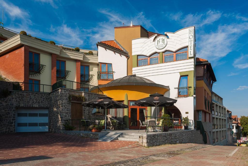 Hotel Millennium Pecs, Hungary