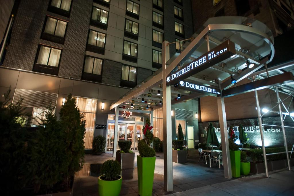 DoubleTree by Hilton Hotel New York City - Chelsea - Laterooms