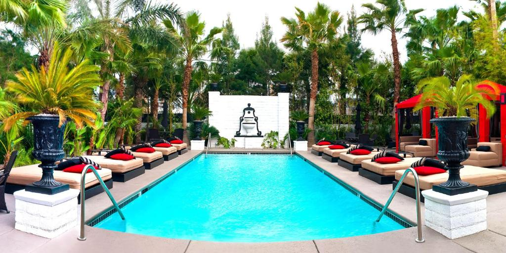 The swimming pool at or near The Artisan Boutique Hotel - Adult Only