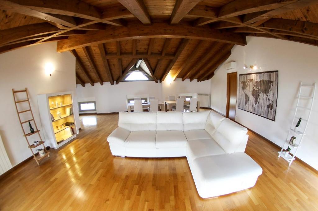 Posezení v ubytování Donizetti Royal
