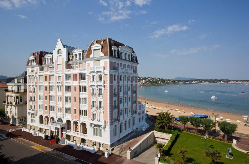 Grand Hôtel Thalasso et Spa - Laterooms