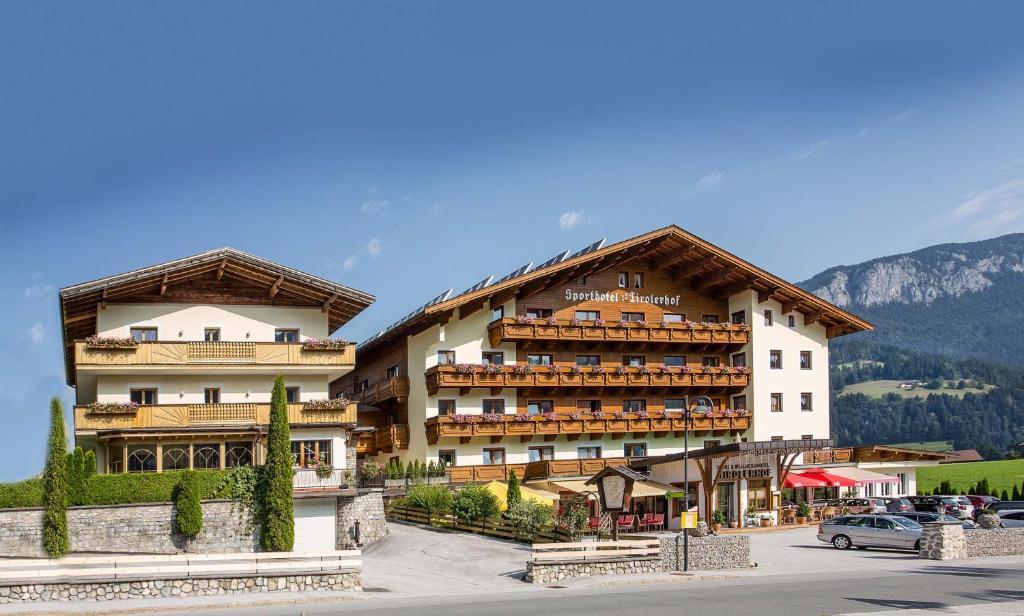 Sporthotel Tirolerhof Itter, Austria