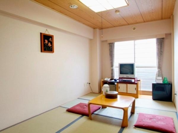 A television and/or entertainment center at Hotel Hashimoto