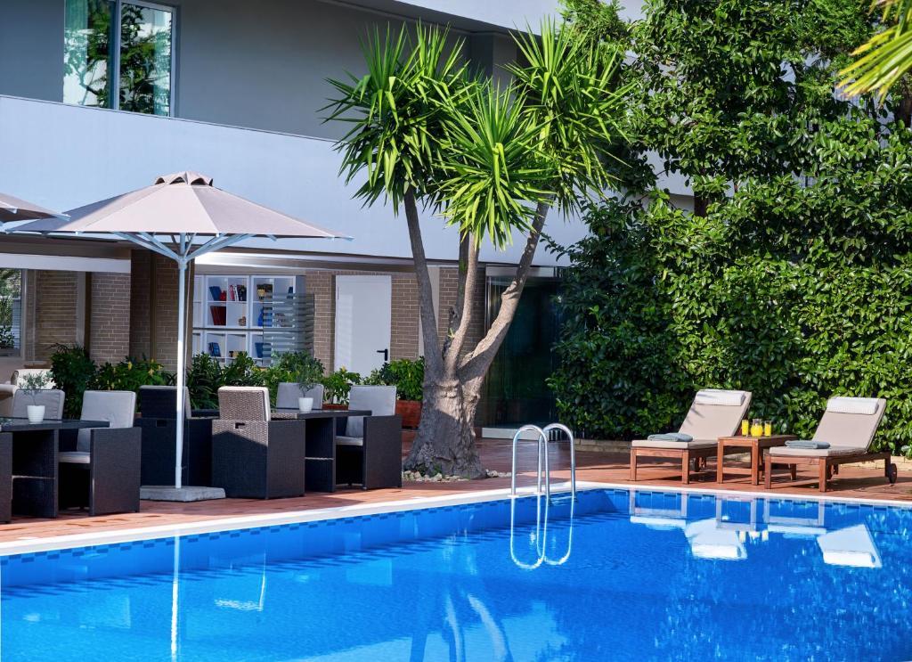 Blazer Suites Hotel Athens, Greece