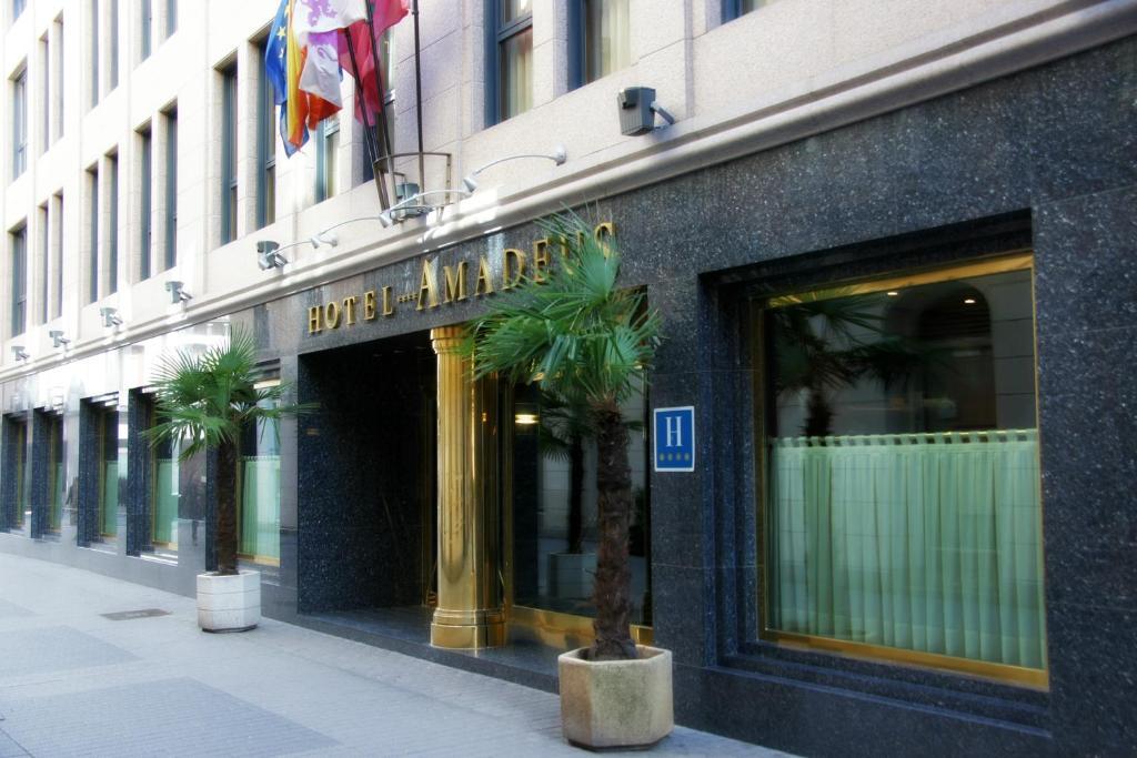 Hotel Amadeus Valladolid, Spain