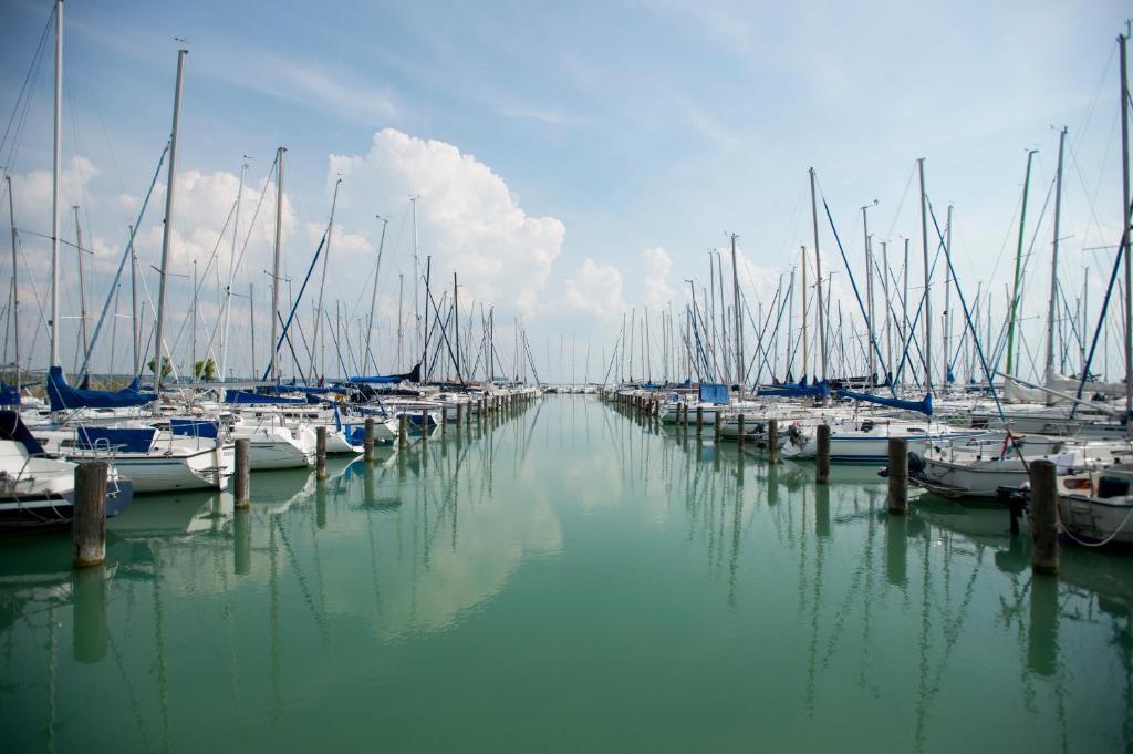 Hotel Marina Port Balatonkenese, Hungary